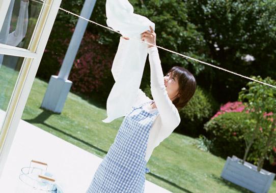 無添加洗剤で洗濯のお悩み・お困りを、いっぺんに解決!