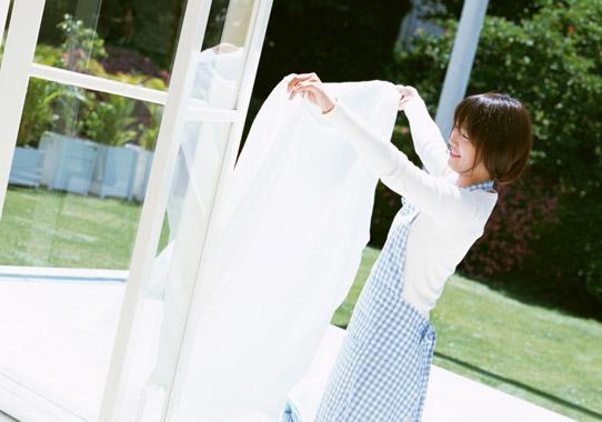 洗濯槽のカビ対策に洗濯槽クリーナー!