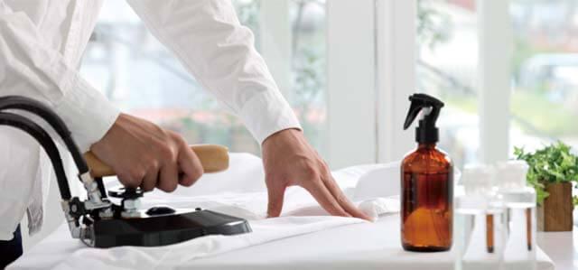 クリーニング洗濯王公式サイト