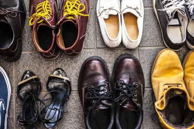 神戸市西区の靴クリーニング店