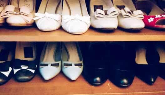 中野区の靴クリーニング店