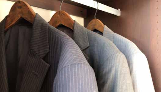 スーツのクリーニングにおすすめ!宅配クリーニング8社