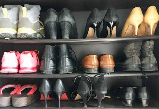 福岡市博多区の靴クリーニング店